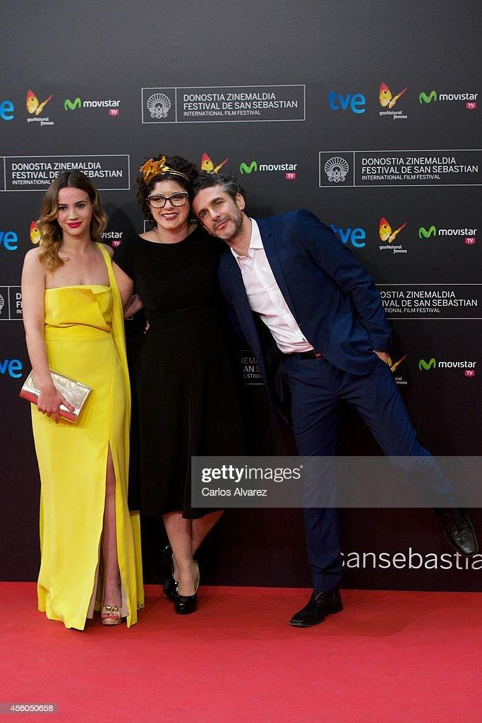 62nd San Sebastian Film Festival: 'Aire Libre' Premiere