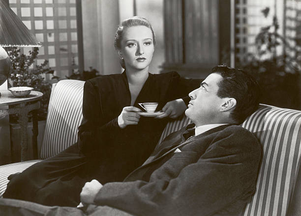 Celeste Holm And Gregory Peck In Gentlemens Agreement Pictures