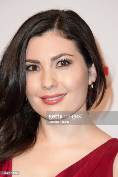 """Actress Celeste Thorson attends the American Red Cross Centennial Celebration to Honor Disney as the """"Humanitarian Company of The Year"""" at the..."""