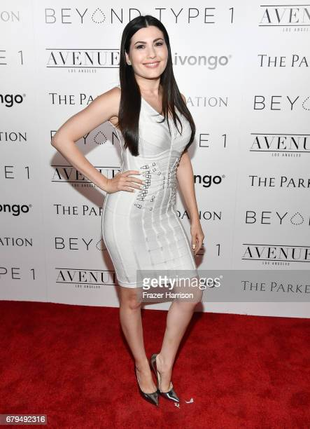 Actress Celeste Thorson attends the Beyond LA Cocktail Party Benefiting Beyond Type 1 at Avenue LA on May 5 2017 in Hollywood California