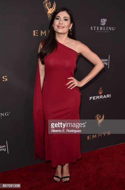 Actress Celeste Thorson attends the Television Academy's Performers Peer Group Celebration at The Montage Beverly Hills on August 21 2017 in Beverly...