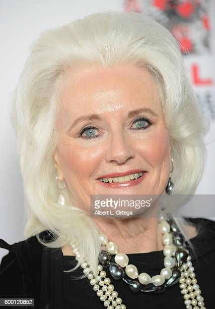 Actress Celeste Yarnall arrives for the Premiere Of 'UNBELIEVABLE' held at TCL Chinese 6 Theatres on September 7 2016 in Hollywood California