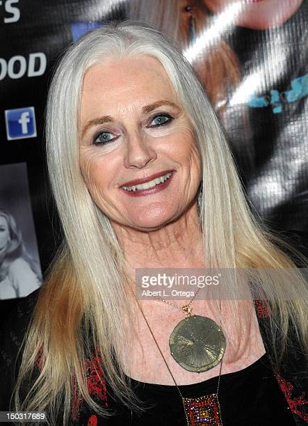 Actress Celeste Yarnall participates in the 11th Annual Official Star Trek Convention day 4 held at the Rio Hotel Casino on August 12 2012 in Las...