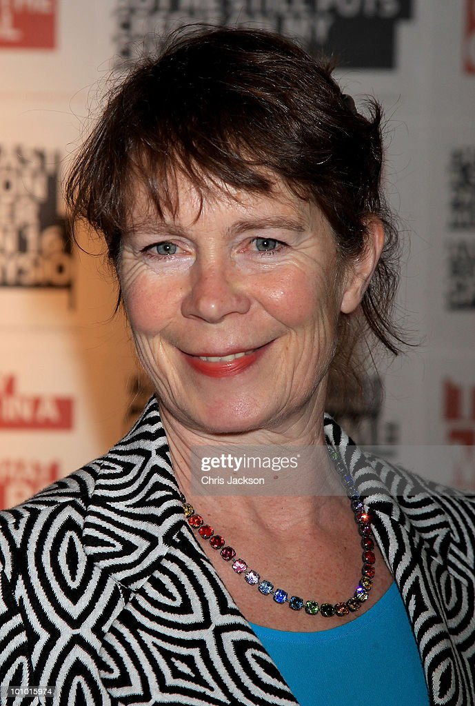 Actress Celia Imrie attends The Galleries of Modern London launch party at the Museum of London on May 27, 2010 in London, England.