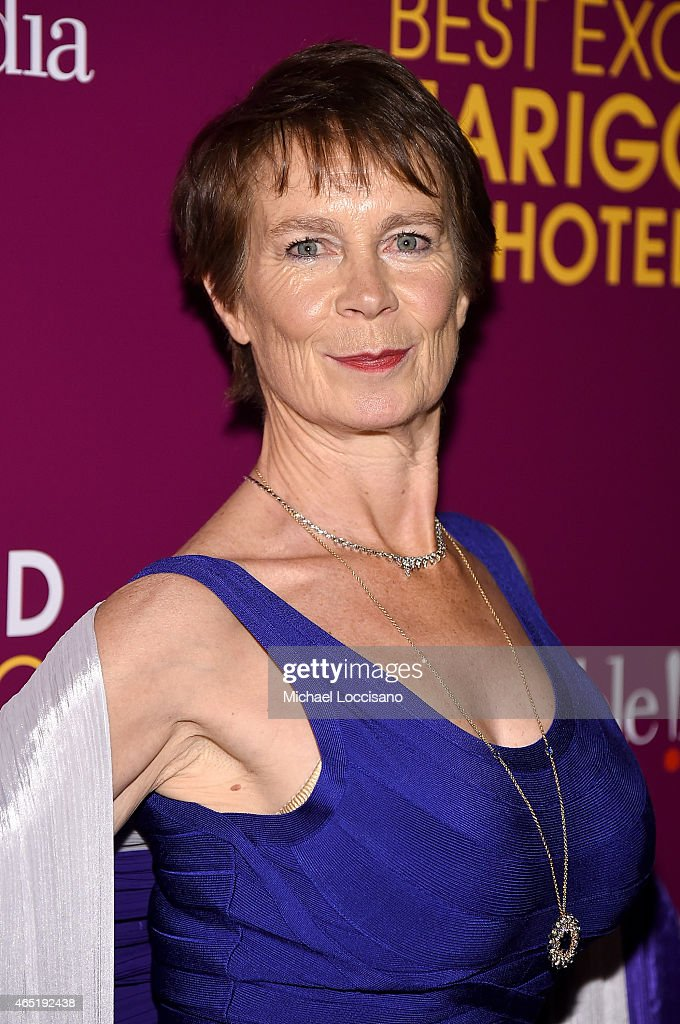 """The Second Best Exotic Marigold Hotel"" New York Premiere - Inside Arrivals"