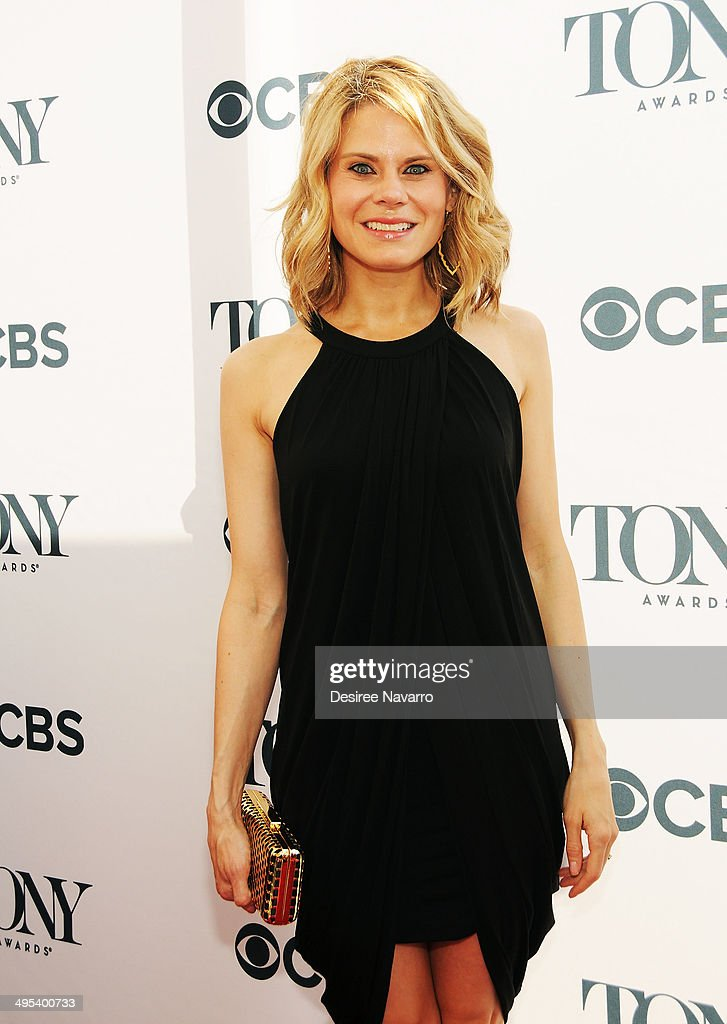 Actress Celia Keenan-Bolger attends the 2014 Tony Honors Cocktail Party at Paramount Hotel on June 2, 2014 in New York City.
