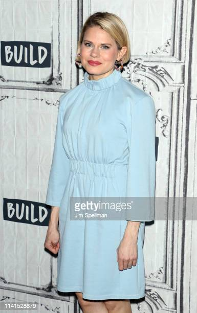 Actress Celia KeenanBolger attends the Build Series to discuss To Kill a Mockingbird at Build Studio on April 09 2019 in New York City