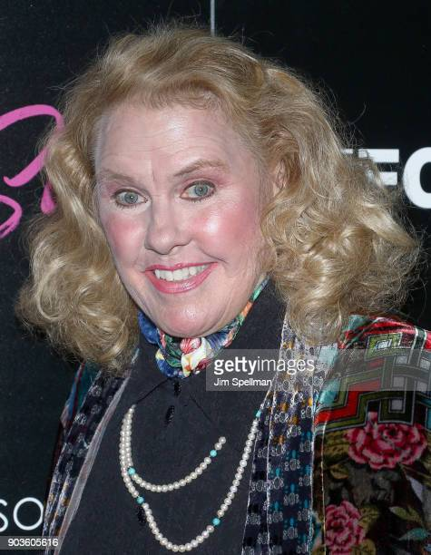 Actress Celia Weston attends the premiere of IFC Films' Freak Show hosted by The Cinema Society and Bluemercury at Landmark Sunshine Cinema on...
