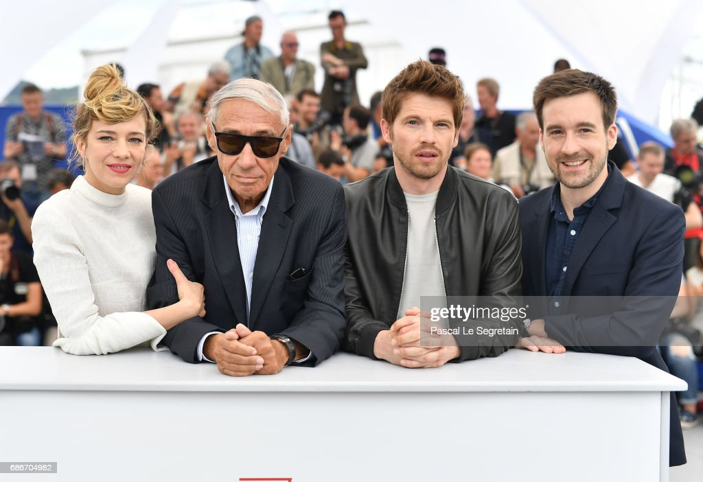 """Our Crazy Years "" Photocall - The 70th Annual Cannes Film Festival"