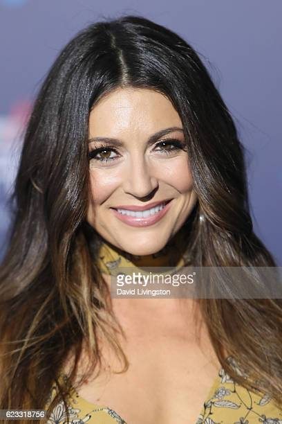 Actress Cerina Vincent arrives at the AFI FEST 2016 presented by Audi premiere of Disney's Moana held at the El Capitan Theatre on November 14 2016...