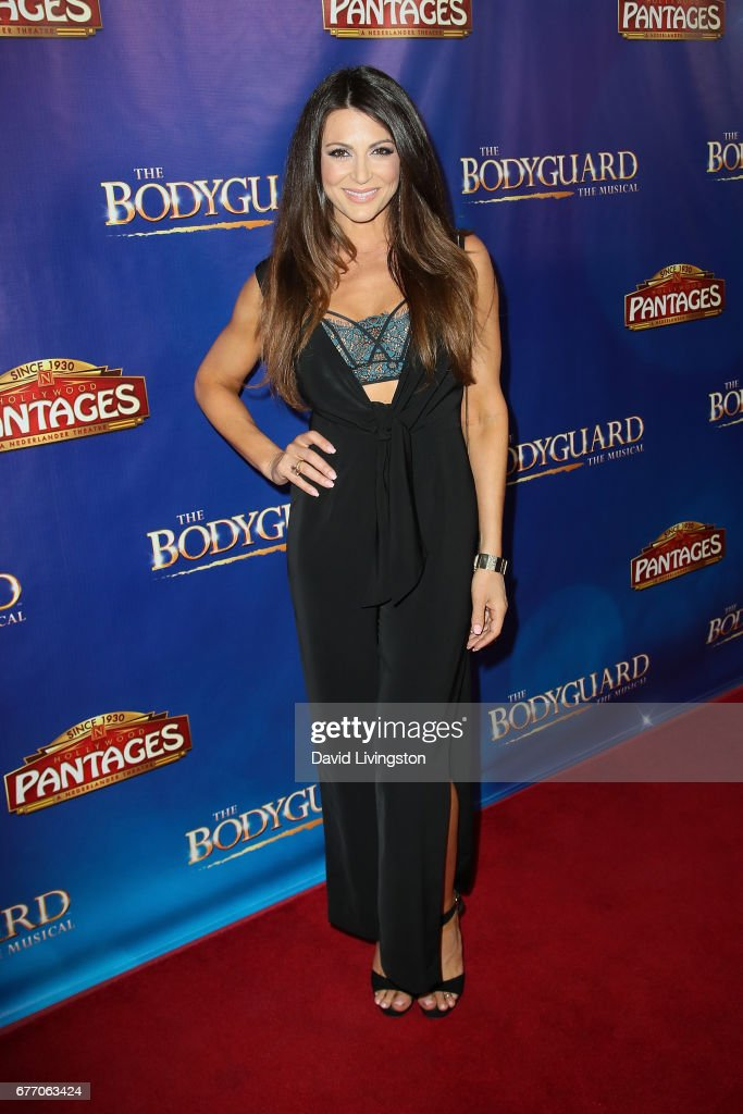 "Premiere Of ""The Bodyguard"" - Arrivals : News Photo"