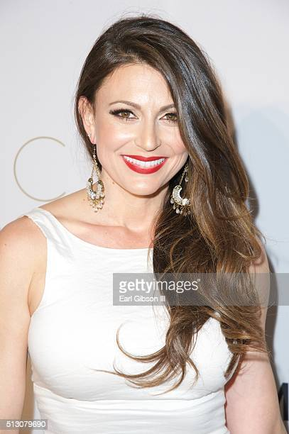 Actress Cerina Vincent attends the 2016 Oscar Salute Hosted By Kevin Hart at W Hollywood on February 28 2016 in Hollywood California