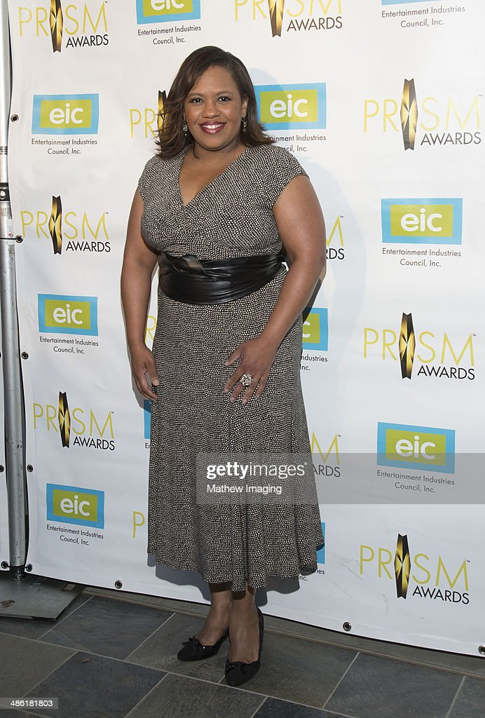 Actress Chandra Wilson arrives at the 18th Annual PRISM Awards at Skirball Cultural Center on April 22, 2014 in Los Angeles, California.