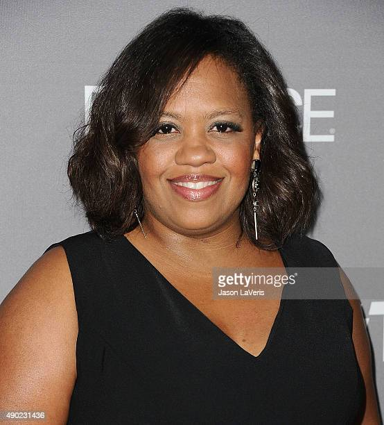 Actress Chandra Wilson attends ABC's TGIT premiere event on September 26 2015 in West Hollywood California
