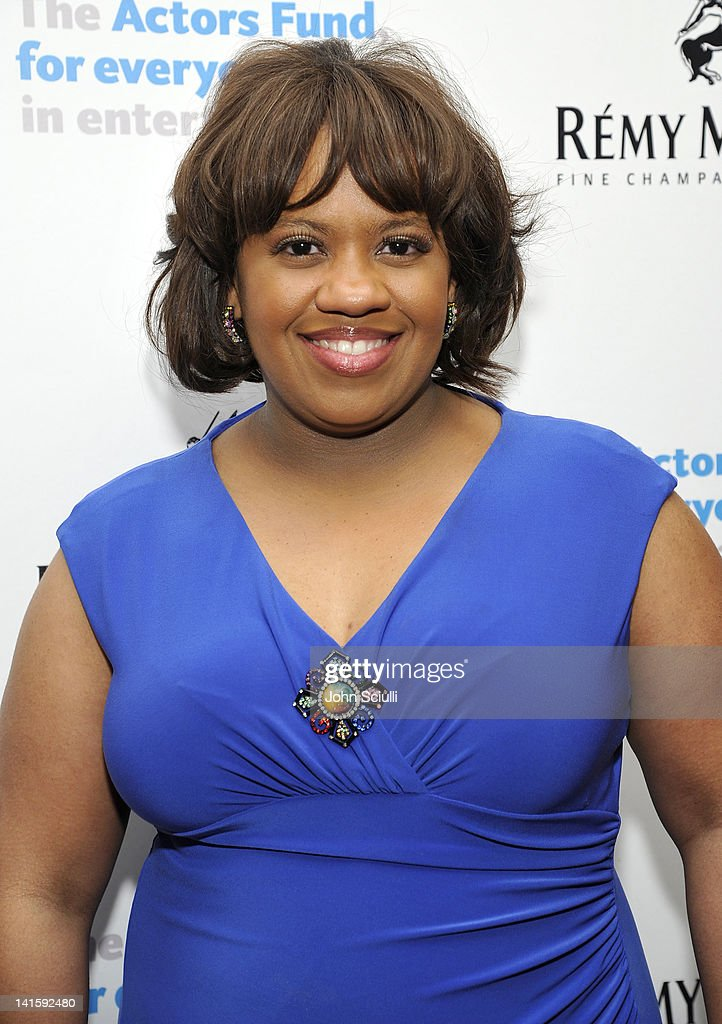 Actress Chandra Wilson Attends Greys Anatomy The Songs Beneath The
