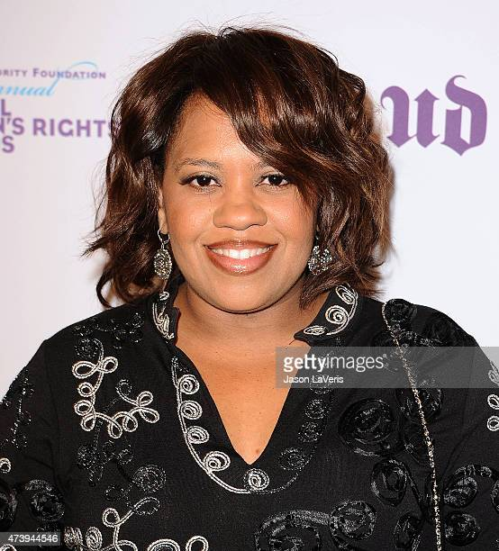 Actress Chandra Wilson attends the 10th annual Global Women's Rights Awards at Pacific Design Center on May 18 2015 in West Hollywood California