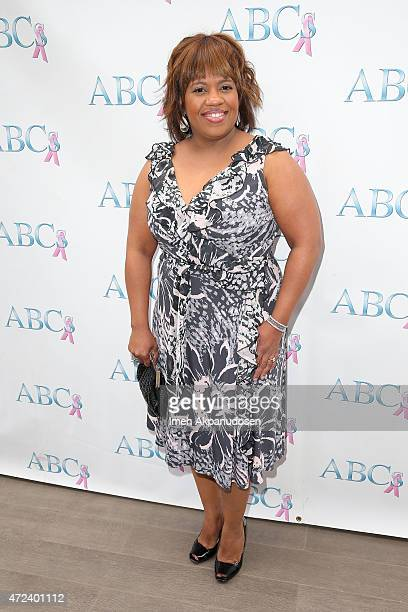 Actress Chandra Wilson attends the ABC's Mother's Day Luncheon at Four Seasons Hotel Los Angeles at Beverly Hills on May 6 2015 in Los Angeles...