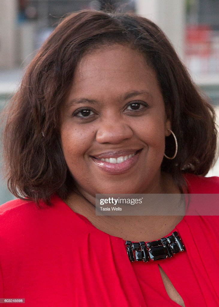 Actress Chandra Wilson attends the opening night of 'Ma Rainey's Black Bottom' at Mark Taper Forum on September 11, 2016 in Los Angeles, California.