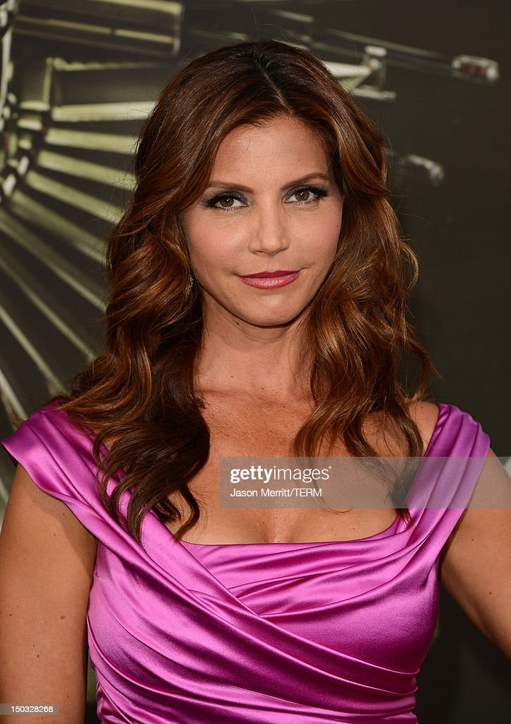 Actress Charisma Carpenter arrives at Lionsgate Films' 'The Expendables 2' premiere on August 15, 2012 in Hollywood, California.