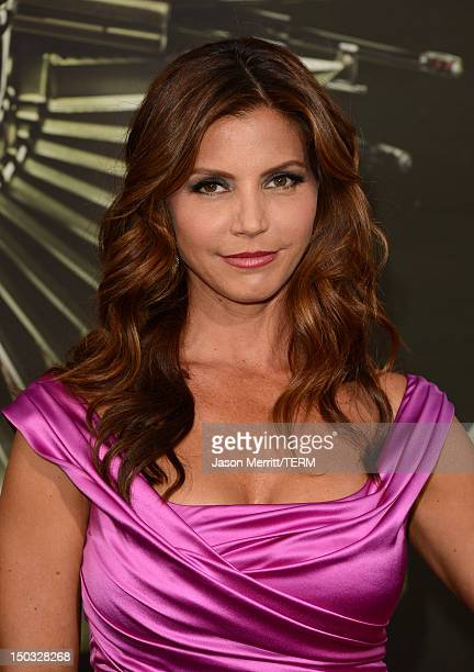 Actress Charisma Carpenter arrives at Lionsgate Films' 'The Expendables 2' premiere on August 15 2012 in Hollywood California