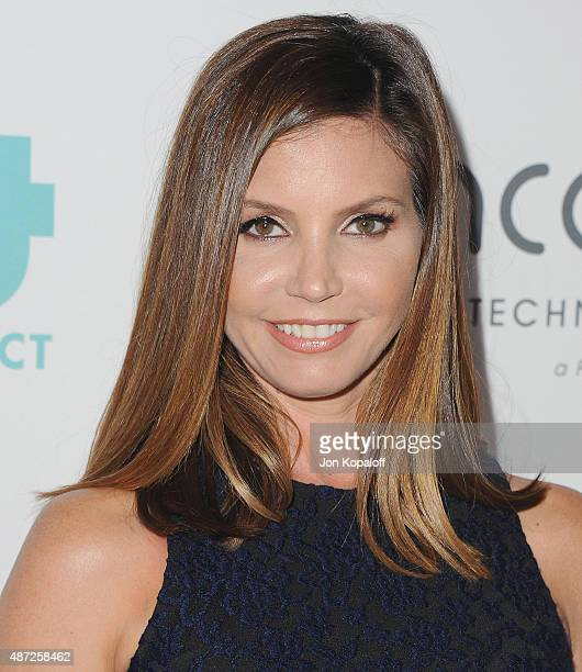 Actress Charisma Carpenter arrives at the 6th Annual Thirst Gala at The Beverly Hilton Hotel on June 30 2015 in Beverly Hills California