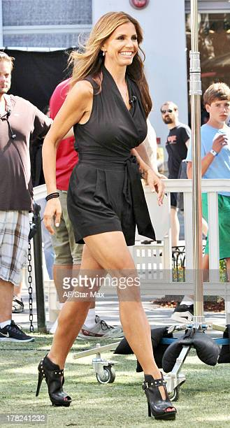 Actress Charisma Carpenter as seen on August 27 2013 in Los Angeles California