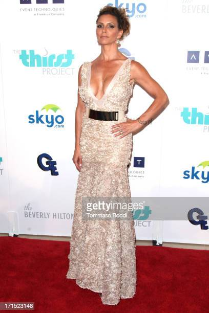 Actress Charisma Carpenter attends the 4th annual Thirst Gala held at The Beverly Hilton Hotel on June 25 2013 in Beverly Hills California