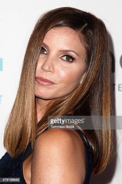 Actress Charisma Carpenter attends the 6th Annual Thirst Gala held at The Beverly Hilton Hotel on June 30 2015 in Beverly Hills California