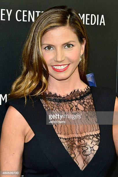 Actress Charisma Carpenter attends the Paley Center for Media Presents 'OJ The Trial Of The Century Twenty Years Later' at the Paley Center for Media...