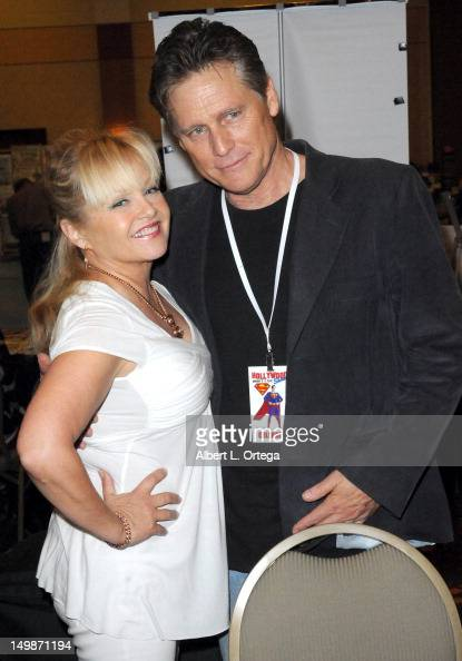 Actress Charlene Tilton And Leigh McCloskey Participate In