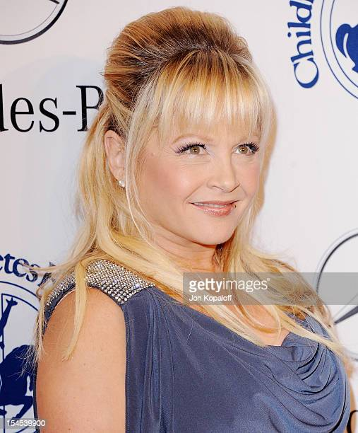 Actress Charlene Tilton arrives at the 26th Anniversary Carousel Of Hope Ball at The Beverly Hilton Hotel on October 20, 2012 in Beverly Hills,...