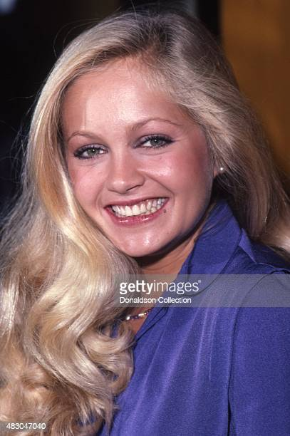 Actress Charlene Tilton attends an event in September 1980 in Los Angeles California