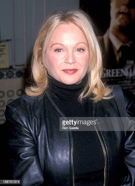 Actress Charlene Tilton attends The Green Mile Westwood Premiere on December 6 1999 at Mann Village Theatre in Westwood California
