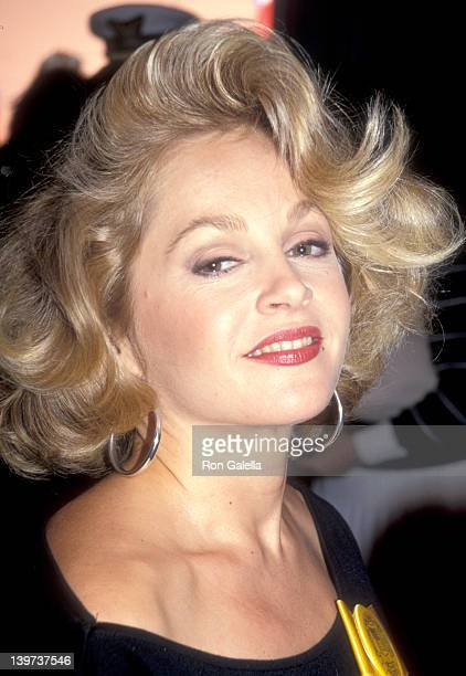 Actress Charlene Tilton attends the Hollywood's 'Welcome Home Desert Storm' Parade Saluting the Troops Who Served in the Persian Gulf War on May 19...