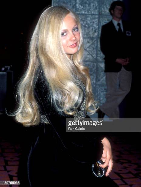 Actress Charlene Tilton attends 'The Muppets Go Hollywood' Los Angeles Premiere on April 6 1979 at The Ambassador Hotel Coconut Grove in Los Angeles...