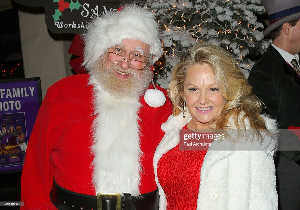 Actress Charlene Tilton attends the opening night of 'Aladdin And His Winter Wish' at the Pasadena Playhouse on December 11, 2013 in Pasadena, California.