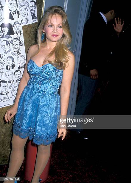 Actress Charlene Tilton attends the Second Annual American Comedy Awards on May 17 1988 at Hollywood Palladium in Hollywood California