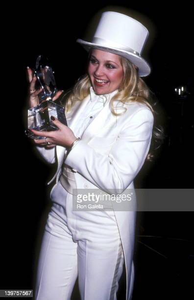 Actress Charlene Tilton attends the Seventh Annual People's Choice Awards on March 5 1981 at Desilu TV Studios in Los Angeles California
