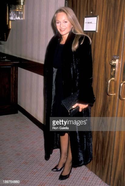 Actress Charlene Tilton on November 20 1988 sighting at the Irvine Marriott Hotel in Irvine California