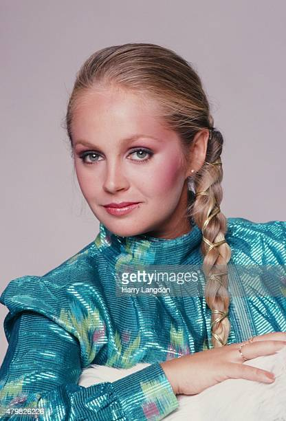 Actress Charlene Tilton poses for a portrait in 1981 in Los Angeles California