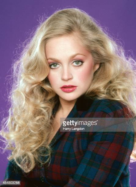 Actress Charlene Tilton poses for a portrait in 1982 in Los Angeles California