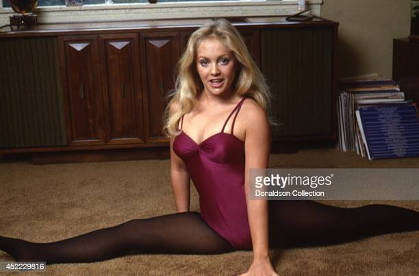 Actress Charlene Tilton poses for a portrait in circa 1980 in Los Angeles California