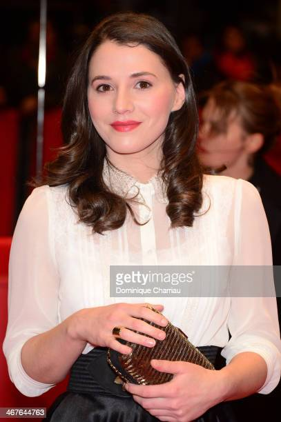 Actress Charlie Murphy attends the '71' premiere during 64th Berlinale International Film Festival at Berlinale Palast on February 7 2014 in Berlin...
