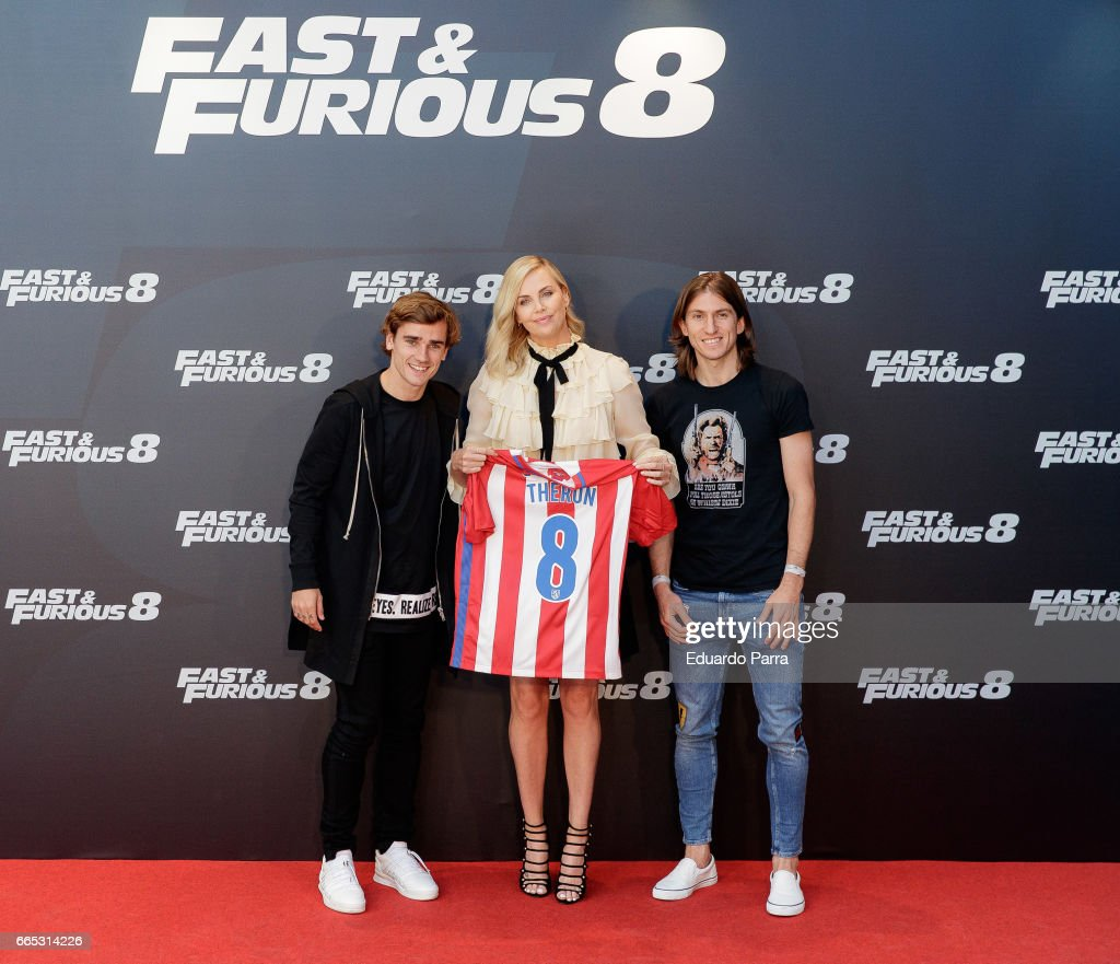 'Fast& Furious 8' Madrid Photocall