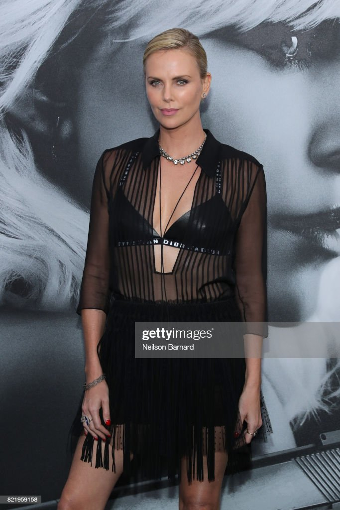"Premiere Of Focus Features' ""Atomic Blonde"" - Arrivals"
