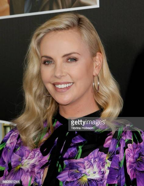 Actress Charlize Theron attends Focus Features luncheon and studio program celebrating 15 Years during CinemaCon 2017 at Caesars Palaceon March 29...
