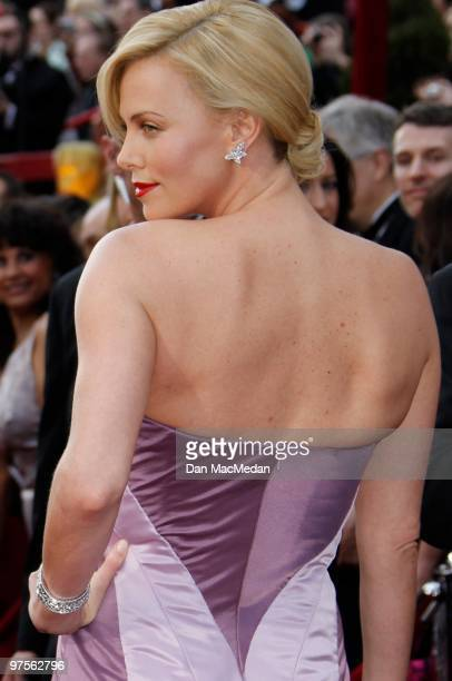 Actress Charlize Theron attends the 82nd Annual Academy Awards held at the Kodak Theater on March 7, 2010 in Hollywood, California.