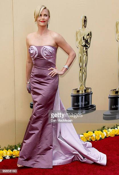 Actress Charlize Theron attends the 82nd Annual Academy Awards held at the Kodak Theater on March 7 2010 in Hollywood California