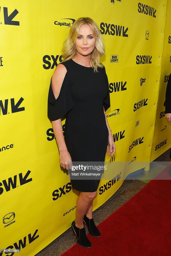 Actress Charlize Theron attends the 'Atomic Blonde' premiere 2017 SXSW Conference and Festivals on March 12, 2017 in Austin, Texas.