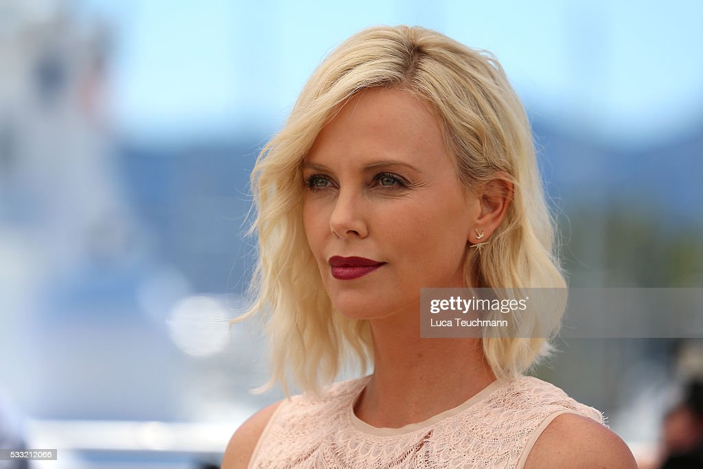 'The Last Face' - Photocall  - The 69th Annual Cannes Film Festival : News Photo